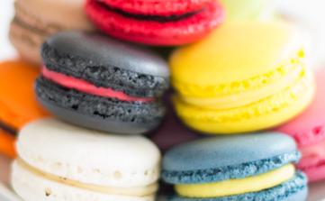 Macaron története